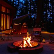 冬のアウトドアを優雅に楽しむ!「星のや富士」で体験する冬のグランピング