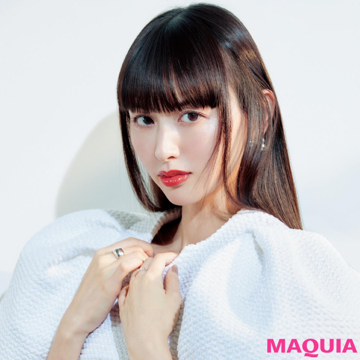 鈴木えみはアイクリームデビュー! 美女たちがキレイと人生のために始めたこと