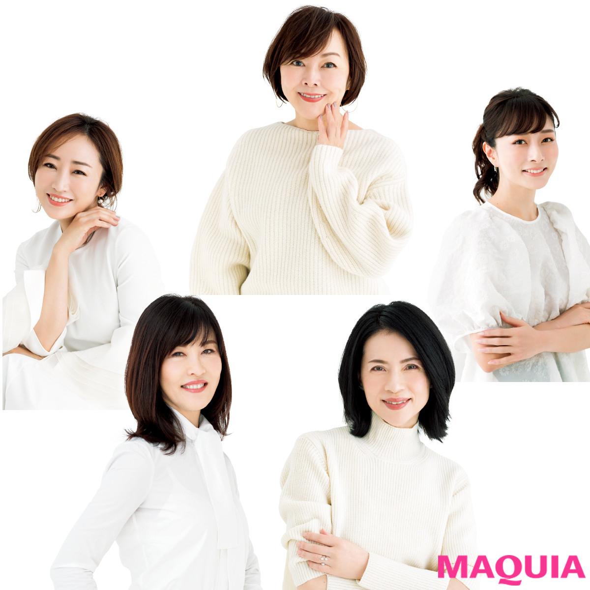 神崎 恵さん、石井美保さん、松本千登世さんetc. 美賢者たちが始めた「ひとつだけ、新しいこと」