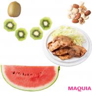 便秘にはキウイ、生理不順にはナッツetc.……体の不調に効く食べ物はコレ!