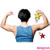 美BODYと筋肉の関係にクローズアップ! 本気で身体を変えるには? 筋トレで部分痩せできる?