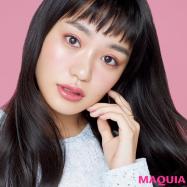 2020年「私、この顔で始めます!」 女優・奈緒がローズメイクにTRY