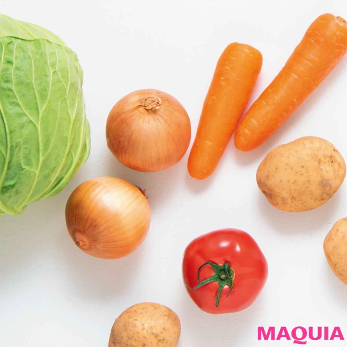マキア世代は栄養不足が深刻!? まず覚えたい「素材100%活かし」の4カ条