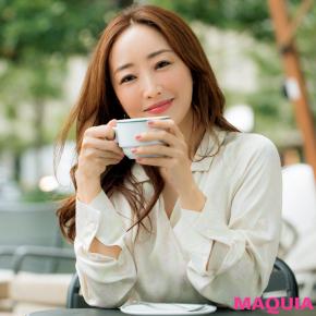 マッチングアプリの相手と初対面! 神崎 恵流・初顔合わせの日のメイク&ファッション