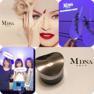 【MDNA新製品発表会】30~50代向けのアイテムが出た!顔だけでなく首・デコルテもケアしたい!