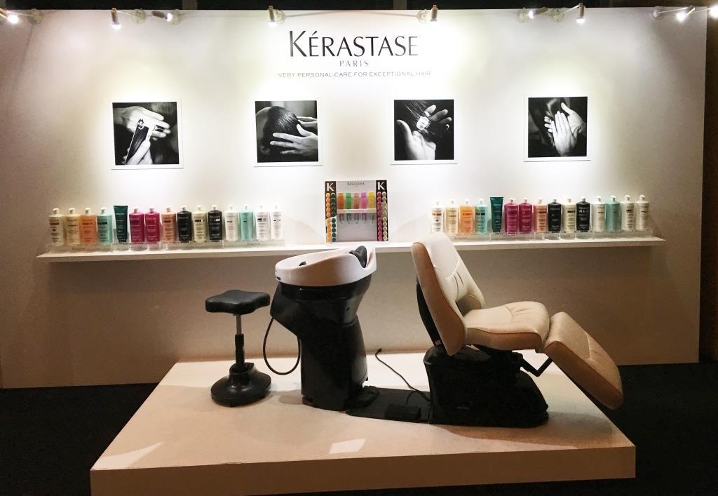 カラーやパーマでダメージヘアの悩みも解決:ケラスターゼで最適なヘアを。
