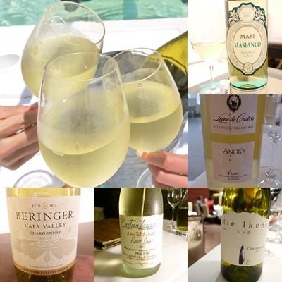 【金曜日はワインの日】Vol.4まずは白ワインを飲んでみよう