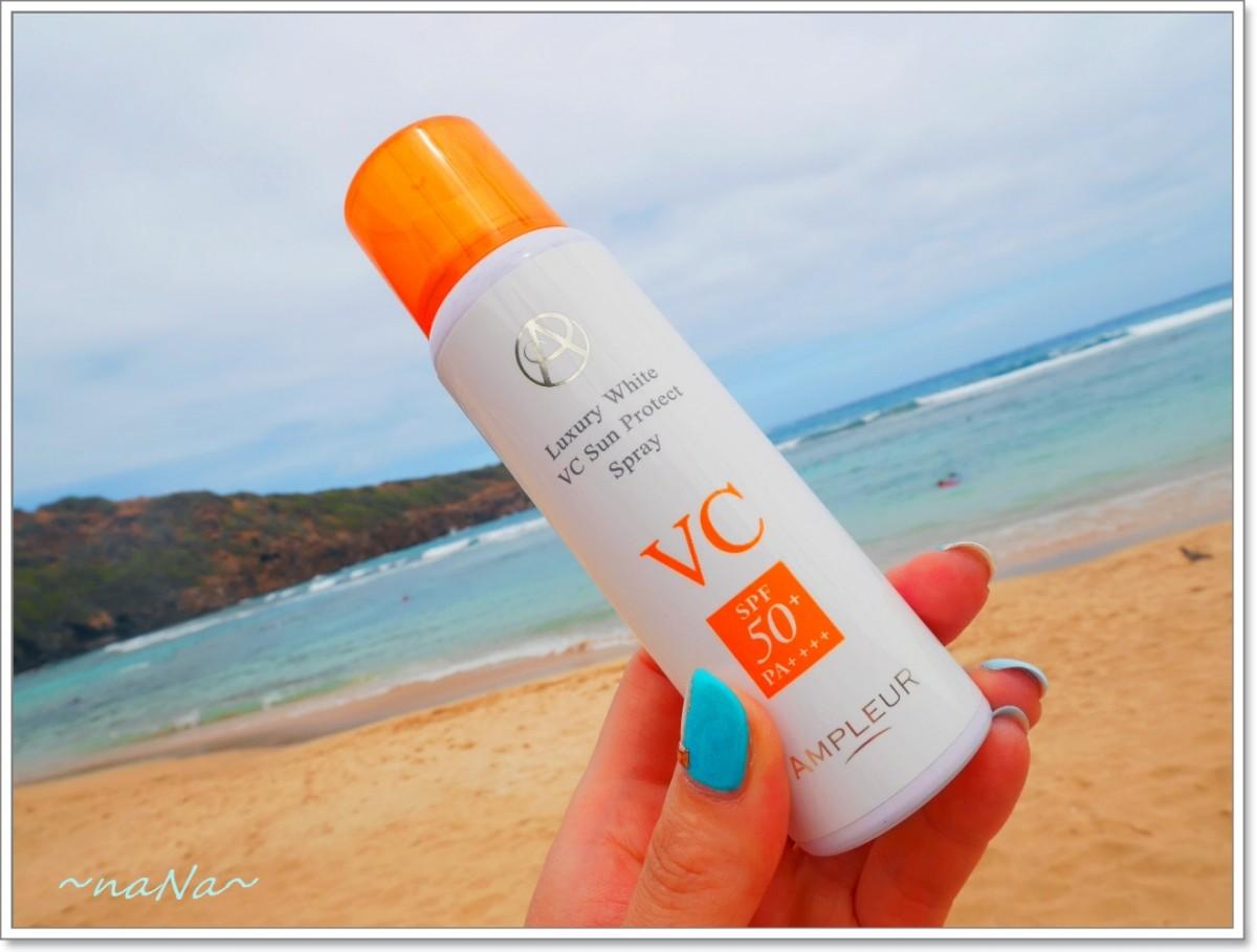 ハワイ旅:ゴルフに、ビーチに、活躍した日焼け止め
