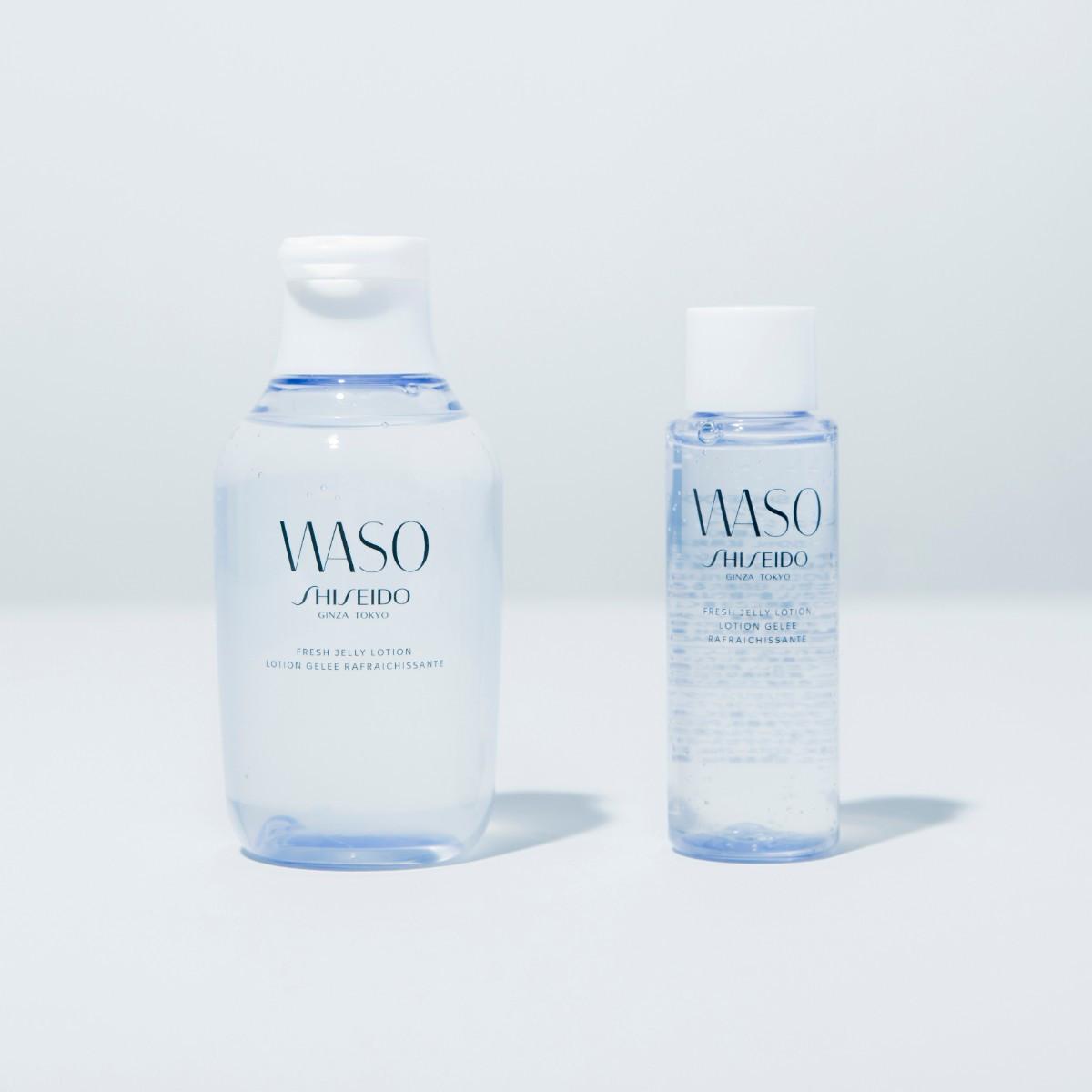 乾いた肌にもググッと浸透! プルプル感がクセになる、WASOのジェル化粧水【ちいサンプル】_1_3