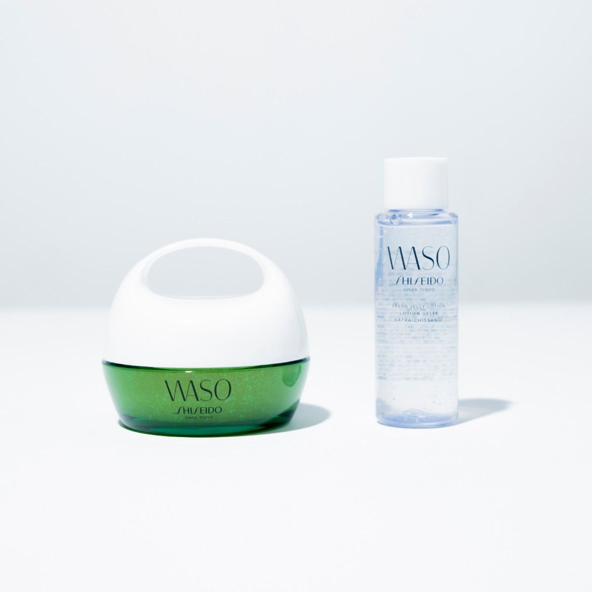 乾いた肌にもググッと浸透! プルプル感がクセになる、WASOのジェル化粧水【ちいサンプル】_1_1