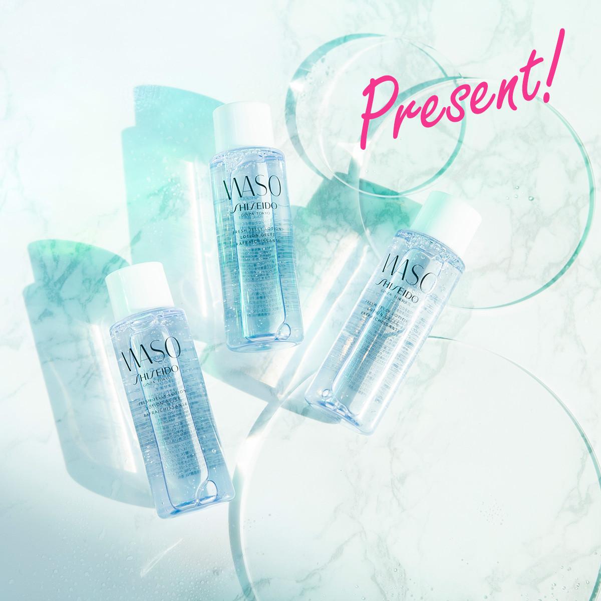 乾いた肌にもググッと浸透! プルプル感がクセになる、WASOのジェル化粧水【ちいサンプル】_1_4