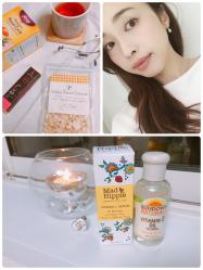 《夏でもオイル美容》美肌に欠かせないビタミンの最強タッグ♡~iherb購入品~