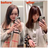 新年を新しい髪型で迎えてスッキリスタート!No.1美容師さんにカットしてもらいました