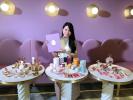 【メイクアップ】Les Merveilleuses LADUREE マキアブロガーイベント♡