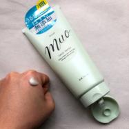 乾燥肌で悩む方にオススメ!無添加で肌に優しいミュオのクリーム洗顔料