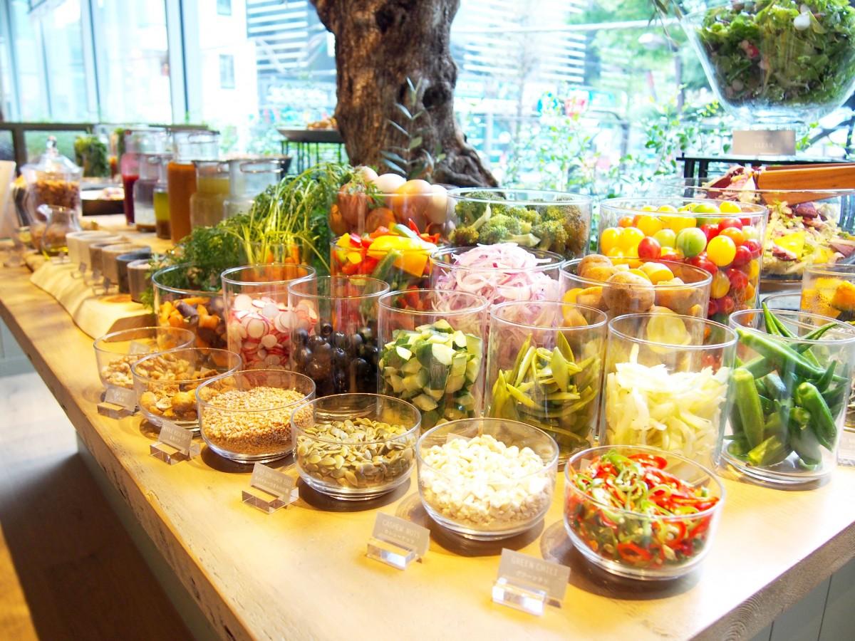オーガニックレストラン「Cosme Kitchen Adaptation」ほか話題の新スポット『アトレ恵比寿西館』にOPEN♡