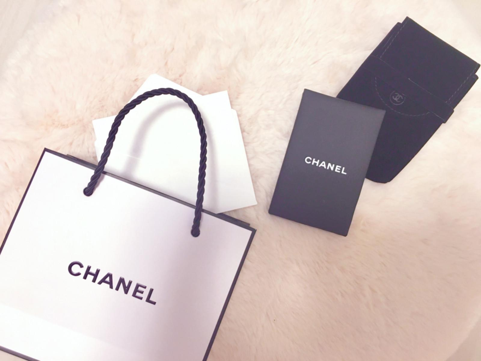 buy popular 6eb5f de13d もらって嬉しいコスメギフト♡CHANEL(シャネル)のオイル ...
