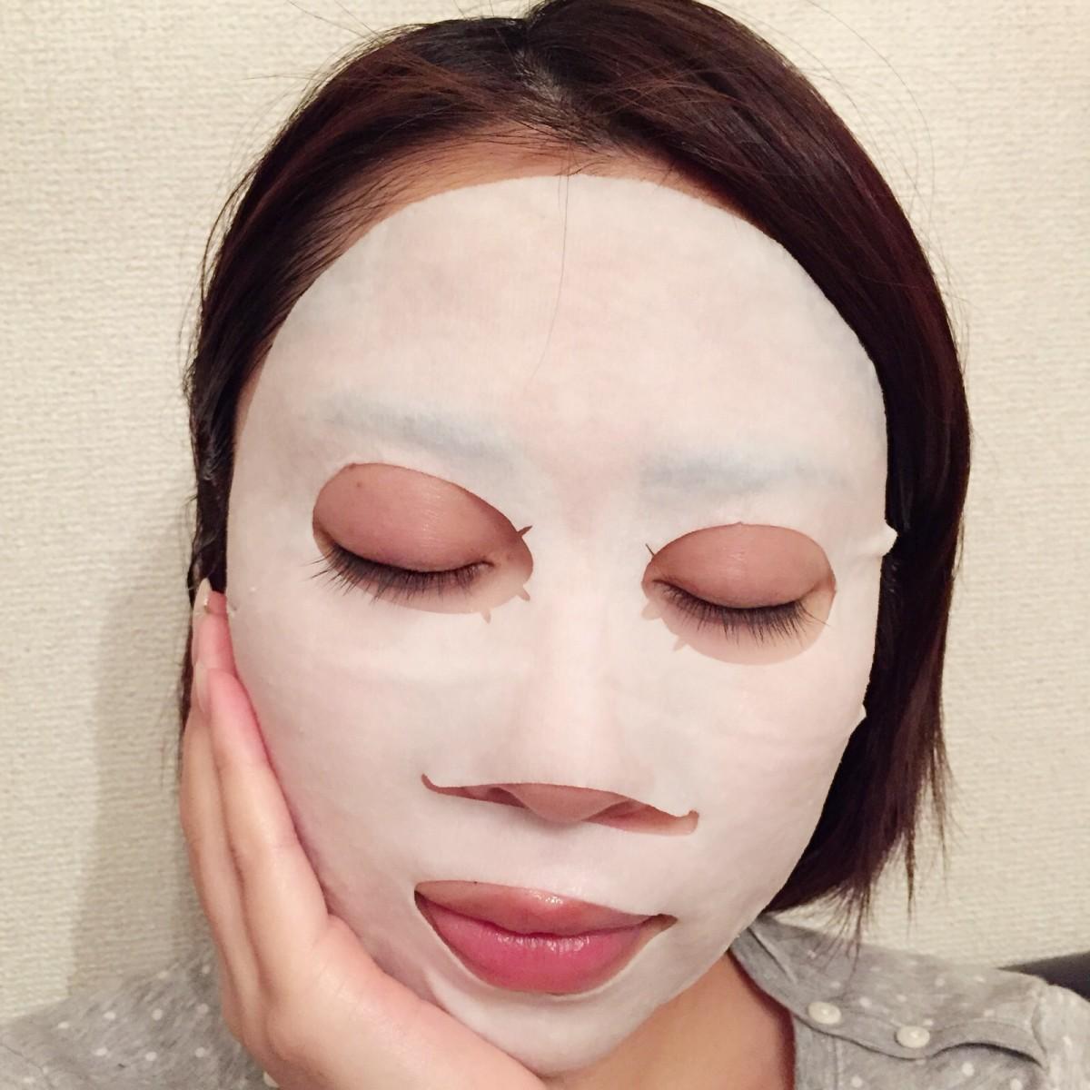美白マスクで集中紫外線ケア&冬肌準備!資生堂ホワイトルーセント パワー ブライトニング マスク