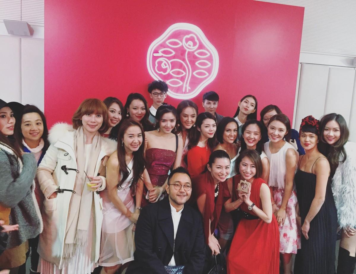 資生堂グローバルブランド「SHISEIDO」リブランディングパーティー