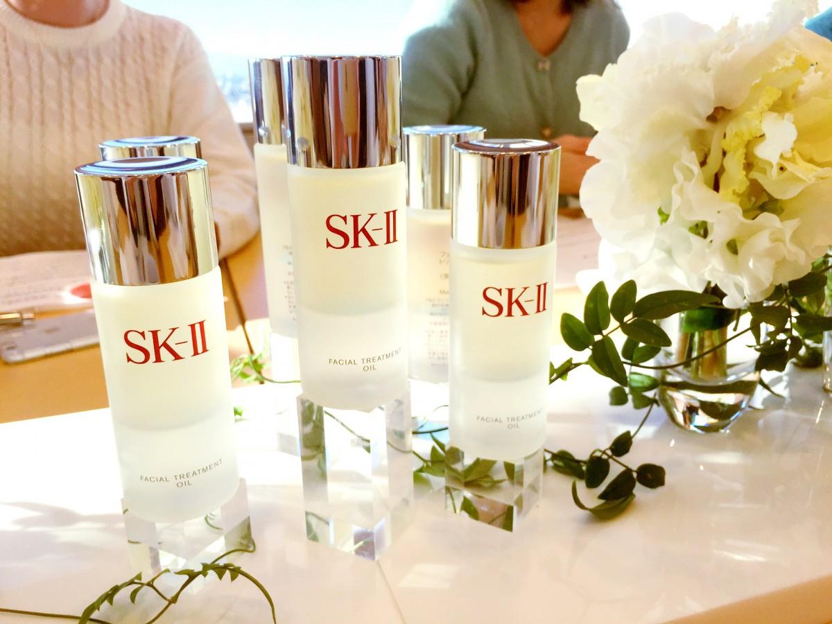 自分史上最高美容液に出会った予感! 「SK-II  フェイシャル  トリートメント  オイル」
