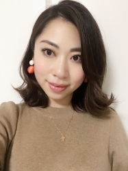 2019年春髪はコレ!最新トレンドヘア『切りっぱなしウルフ』と春カラーにチェンジ♡