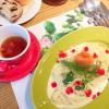 【期間限定オープン】ローズの世界を五感で堪能♡「ボヌールカフェ」@用賀倶楽部