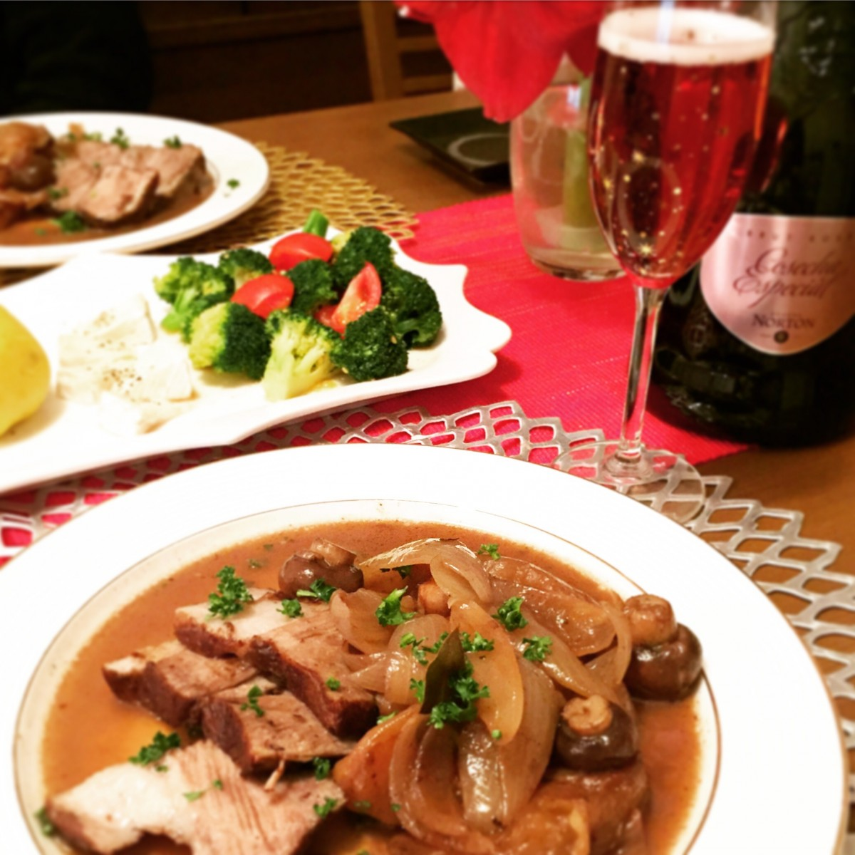 MAQUIA2月号掲載♡クリスマスディナーにおすすめレシピ!