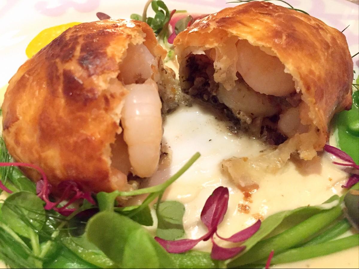 食べてキレイになれるパイ&肉料理が絶品♡「Adonis T Table 銀座」