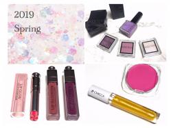 Dior、CHICCA、ADDICTION♡2019年はじめに買った春コスメたち