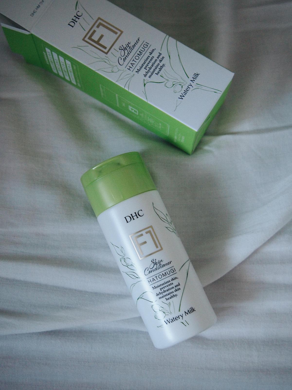 リッチな保湿力とさっぱりした使い心地が両立する乳液♡《DHCハトムギウォータリーミルク》