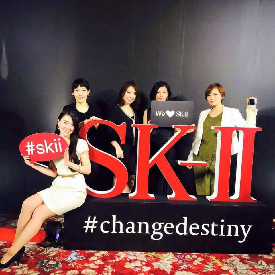 運命は変えられる!SK-Ⅱ CHANGE DESTINY FORUM & PARTYレポ!