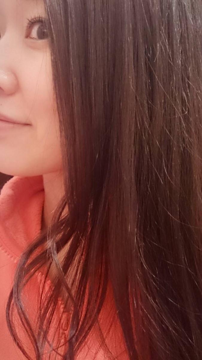 サラッとまとまる!ぷるんうるるん髪に…TSUBAKI オイルパーフェクション♡