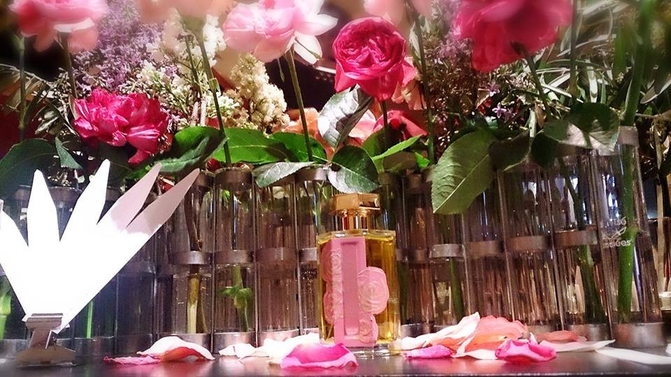 ROSE PRIVÉE ローズ プリヴェ発売記念イベント@ラルチザン表参道本店