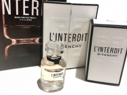 GIVENCHY 60年ぶりの復刻。禁断の香り【ランテルディ】の復刻版が9/15に発売‼️