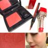 ★MYベストオブチーク★メイク直し不要!?コスパ◎ Diorのチークが優秀すぎる❗️ひと塗りで高発色、落ちにくい。Dior999番の真っ赤なチークをご紹介!!