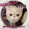 MAQUIA8月号☆2018上半期ベストコスメ発表☆