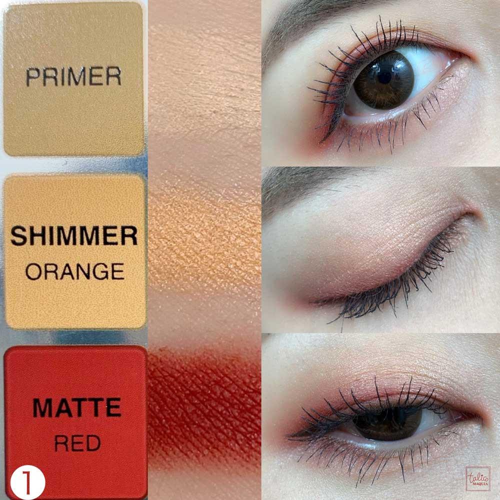 diorbackstage eyepalette amber