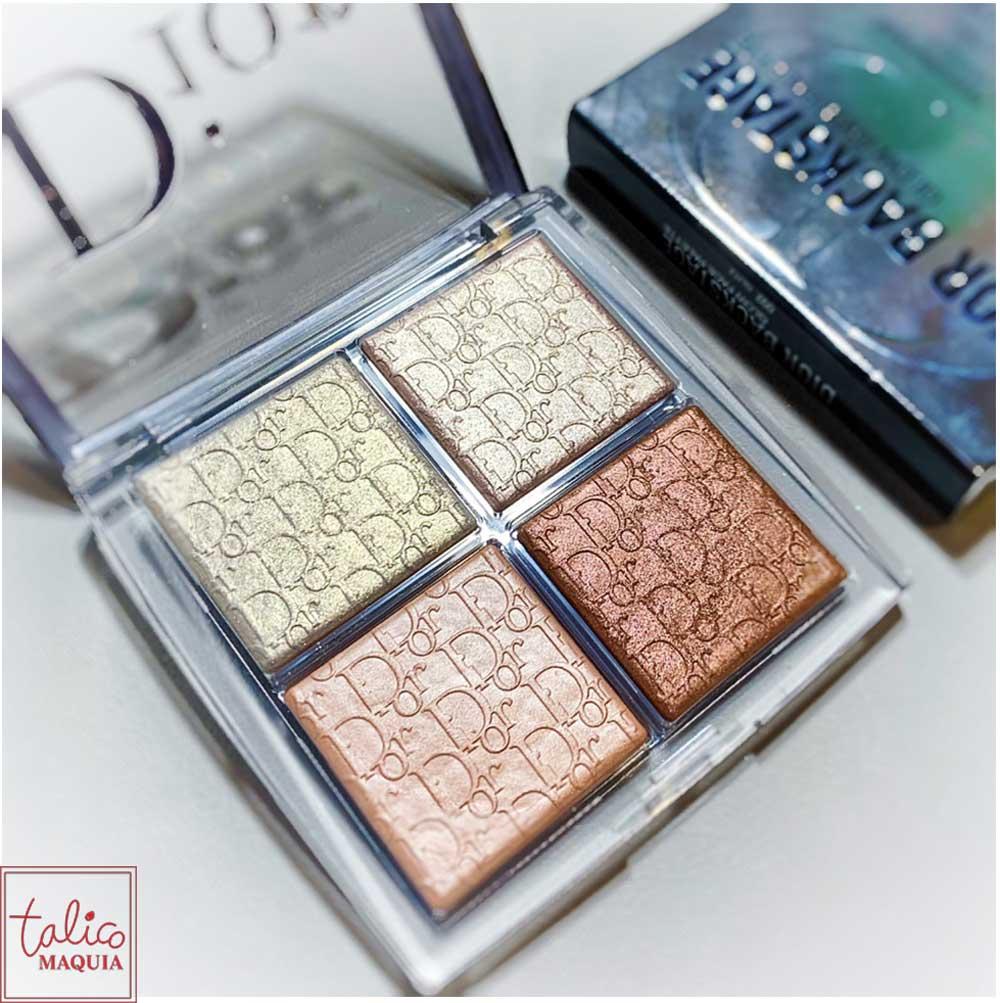 【新作コスメ♡︎】先行発売中!【Dior backstage - ディオールバックステージ - 】の《フェイス グロウ パレット》で夏のツヤ肌メイク♡︎