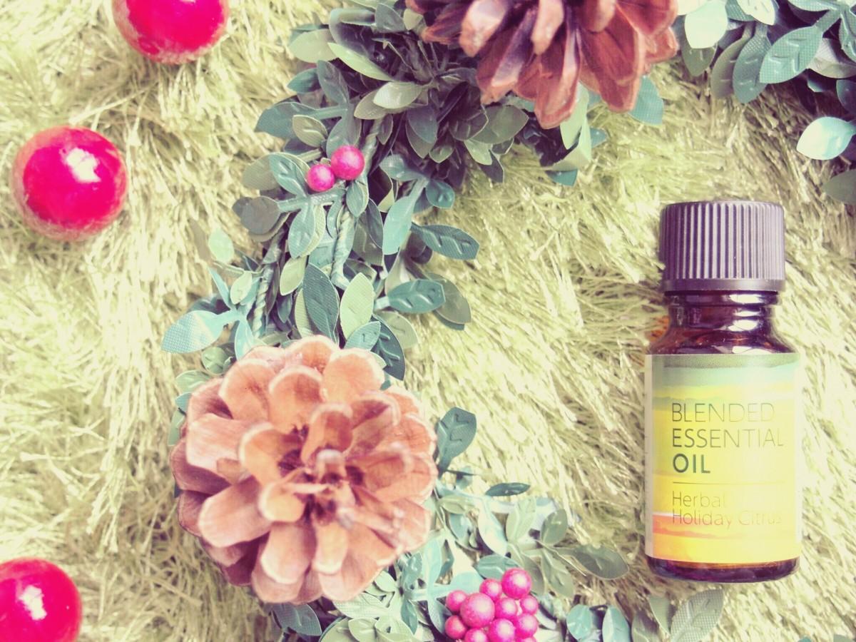 ホリディシーズンを盛り上げる おもてなしの香り