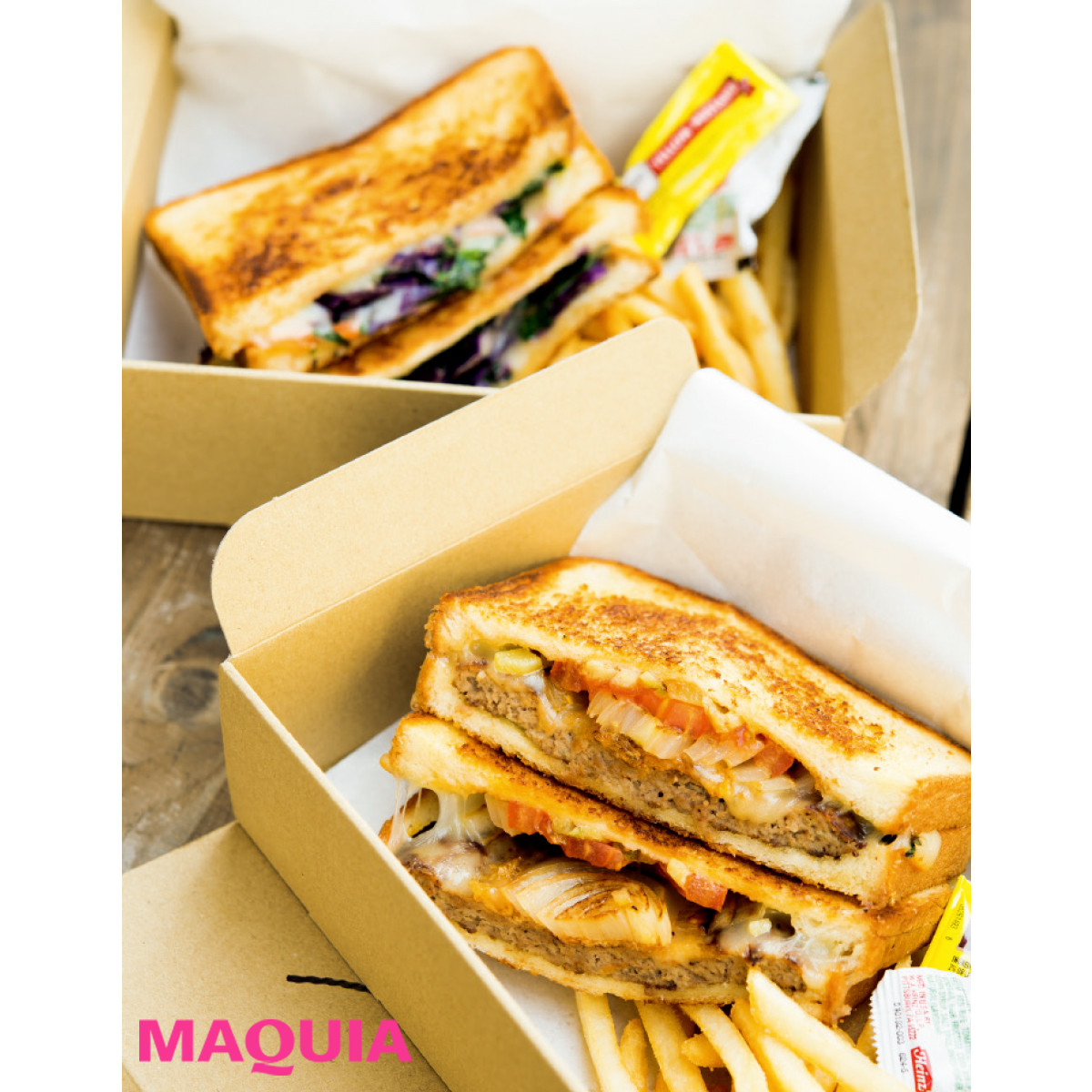 ランチにもおすすめ! チーズが主役の「メルトサンドイッチ」が楽しめるポタメルト