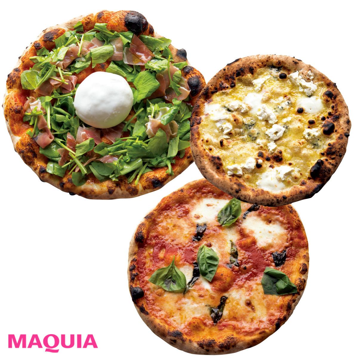 つくりたてのチーズに感激! フレッシュチーズが主役の「GOOD CHEESE GOOD PIZZA」