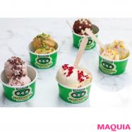 100%オーガニックのアイスクリームが話題!「スリーツインズ アイスクリーム」