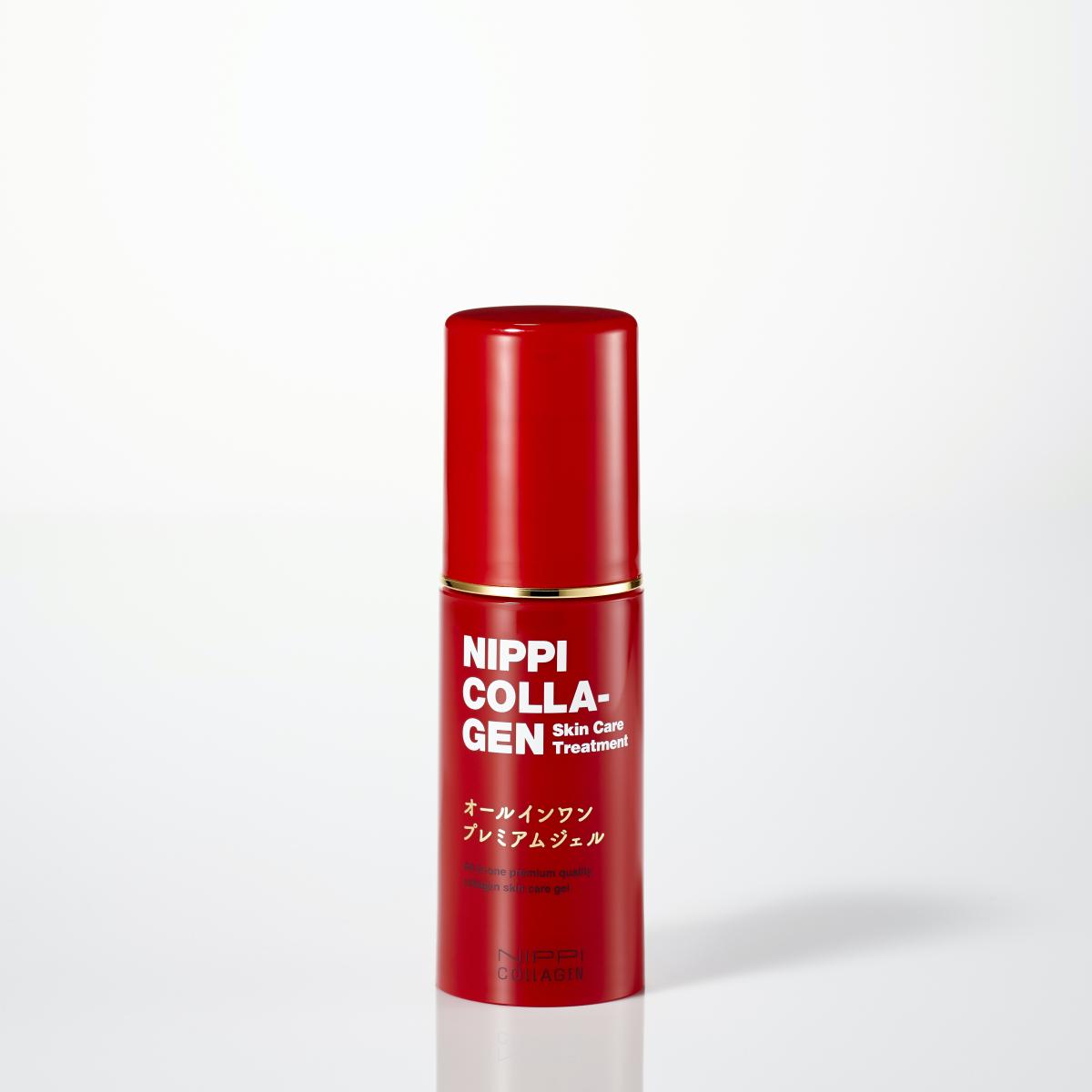 ニッピコラーゲン化粧品 ニッピコラーゲン化粧品 オールインワン プレミアムジェル〈ジェルクリーム〉