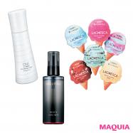 毛穴悩みに真っ向アプローチ!酵素洗顔パウダー、テカりを防ぐ化粧水、メイクの仕上げ用ミストetc.