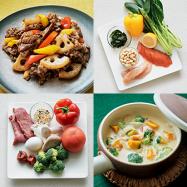 毎日の食事で疲れも老いも防ぐ! 食材&食べ方ガイドからレシピまでお届け!
