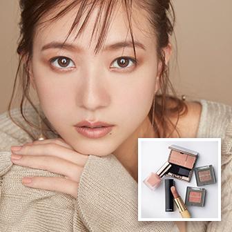 美容熱はますます加速! 最旬メイク&お気に入り新作コスメetc.伊藤千晃さんのキレイの秘密を大公開!