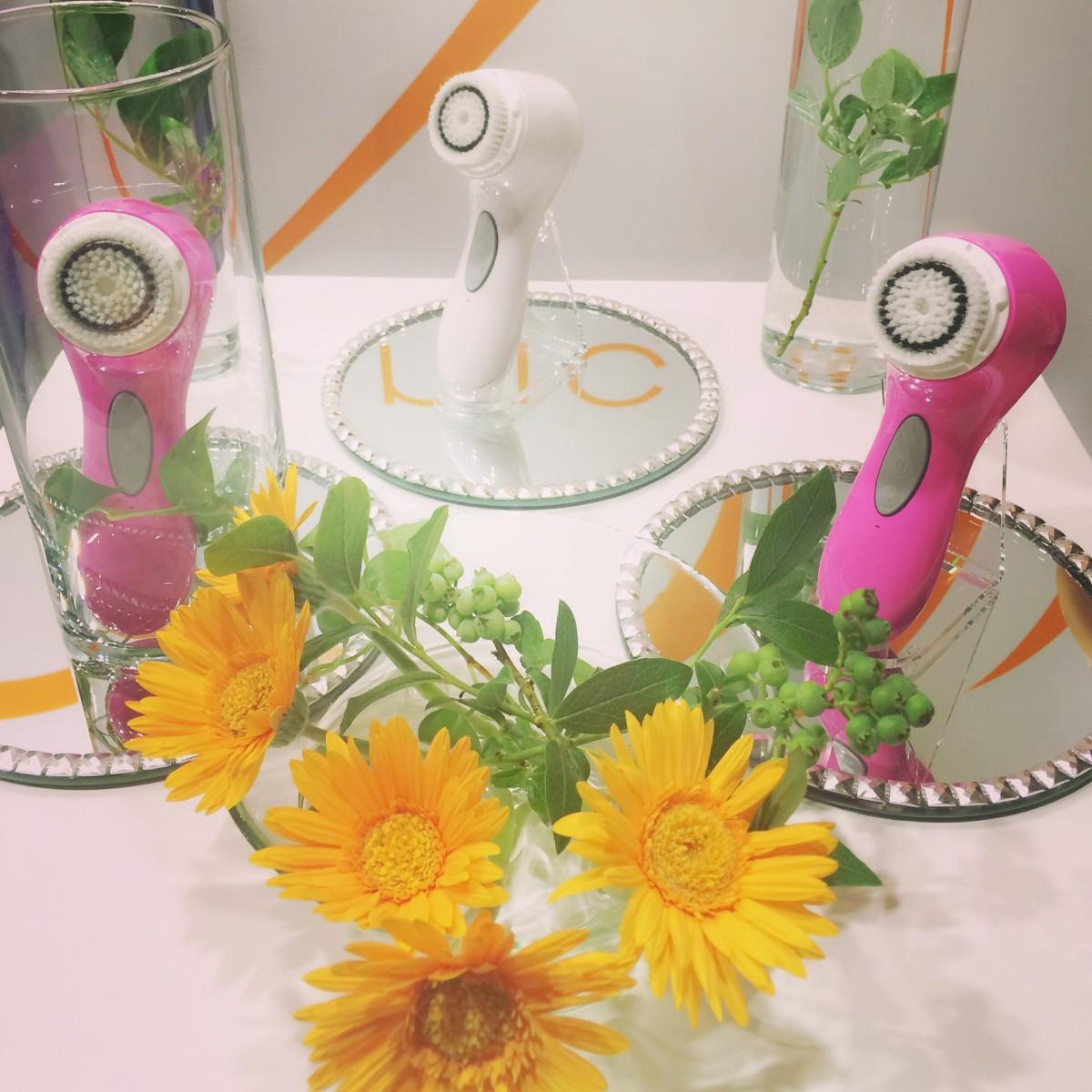 洗顔器「クラリソニック アリア」製品発表パーティーへ♪