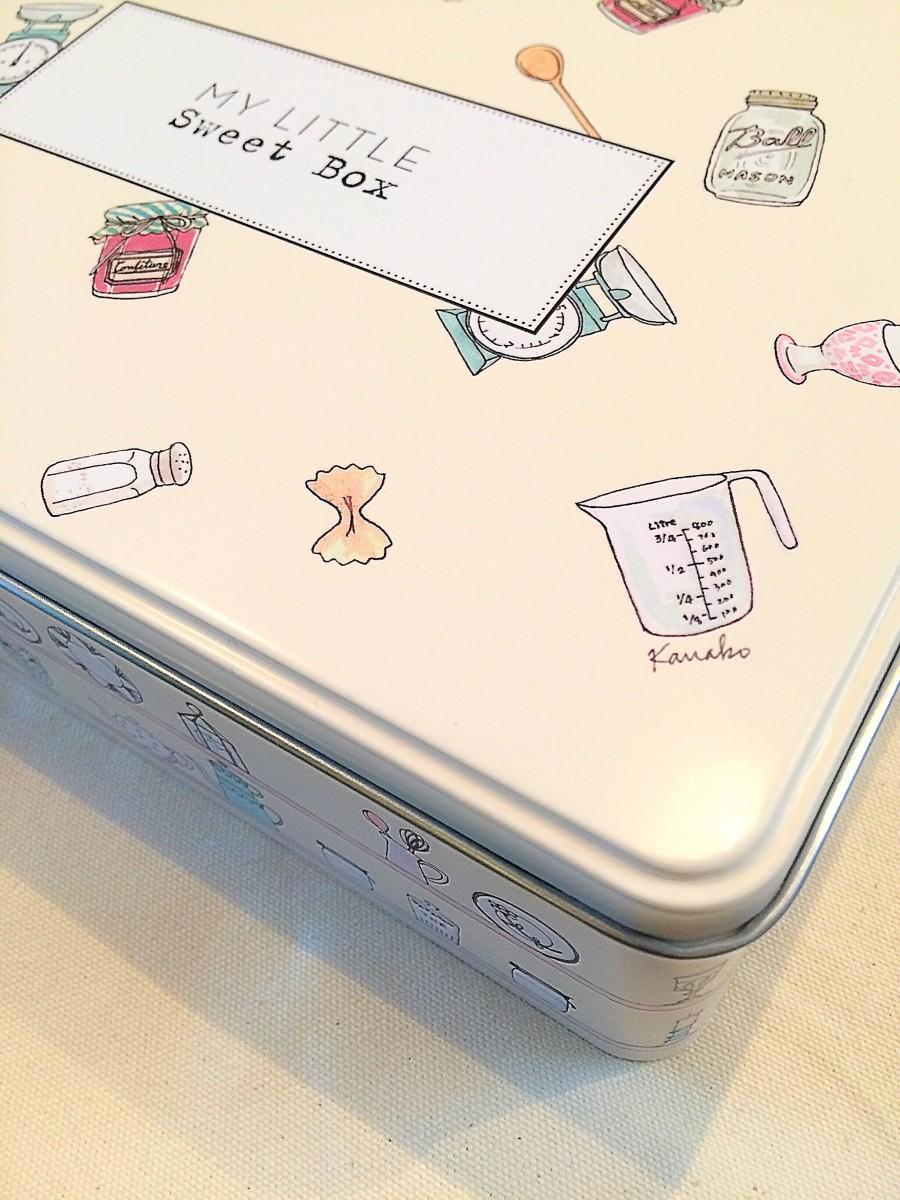 寒い冬は、甘い香りに包まれよう♡My Little Sweet Box♡