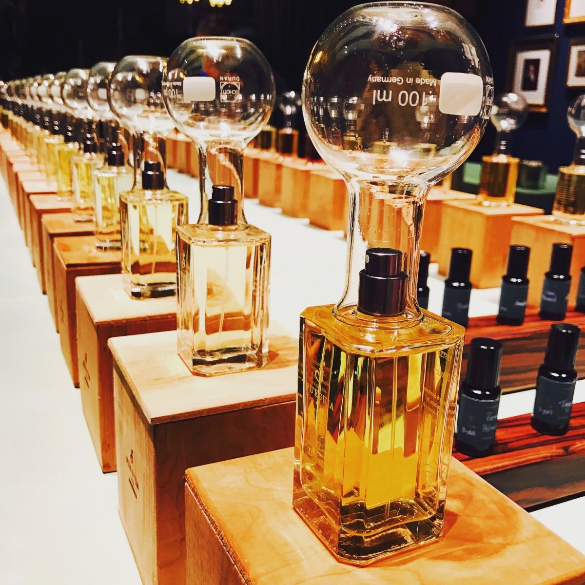 最高峰の天然香料フレグランス「FUEGUIA 1833」日本上陸一周年記念プレス発表会