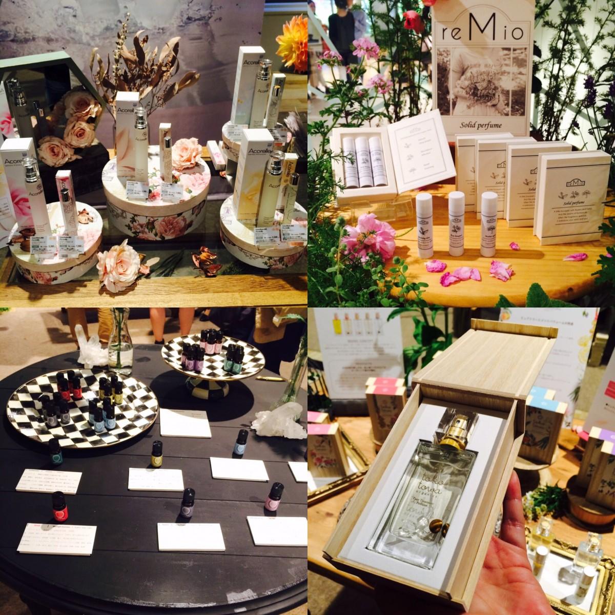 【展示会レポ】香水もオーガニックの時代に⁉︎心身から美しくなれる♡6月デビューのフレグランス新ブランド特集